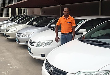 Win Car Rental - Where we are - Win Mozambique - Let Win manage your